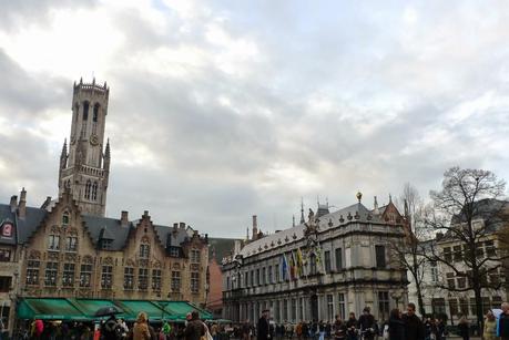 Escapade à Brugge