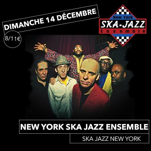 new york ska