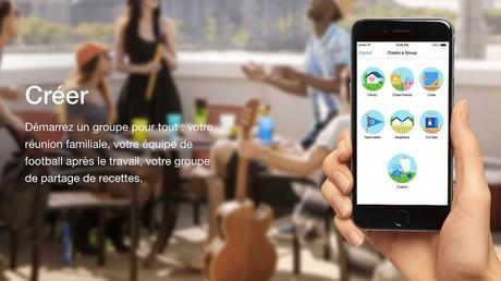 facebook groups pour smartphones iPhone 2014 : mon top 10 des applications gratuites