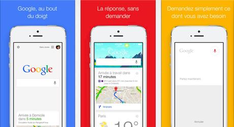 google now ios iphone ipad iPhone 2014 : mon top 10 des applications gratuites