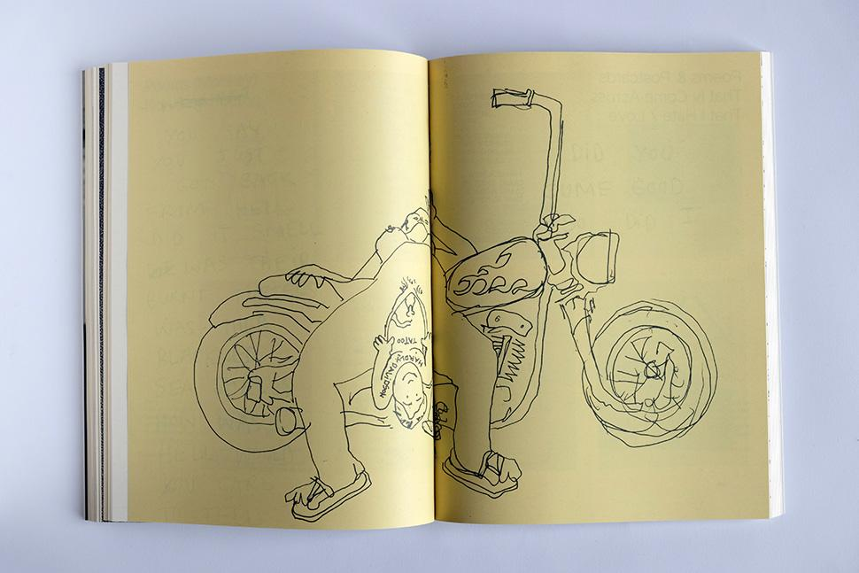NON STOP POETRY – THE ZINES OF MARK GONZALES