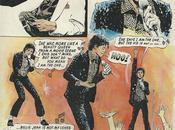 était fois Michael Jackson, 6ème épisode Journal Mickey, 1985