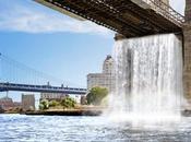 chutes d'eau York