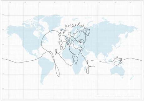 Le plus grand dessin au monde réalisé avec une valise GPS