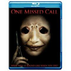 Test / Critique Technique Blu-ray One Missed Call