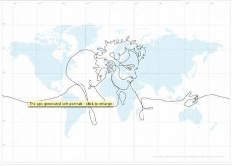 Comment Eric Nordenankar a réalisé un dessin aussi grand que la Terre