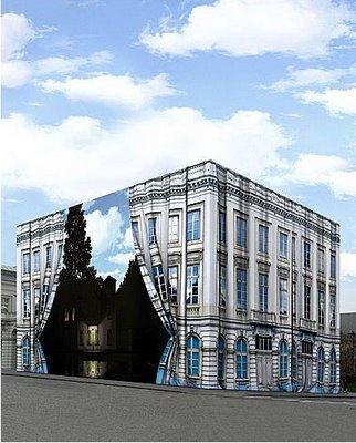 Bruxelles : lancement des travaux du musée Magritte