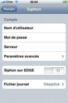 Siphon : nouvelle version pour la VoIP de Free