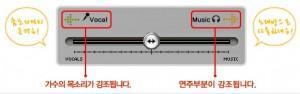 MT9 : balance entre les voix et la musique