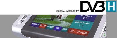 TMP: la liste des 13 chaines retenues pour la TV mobile