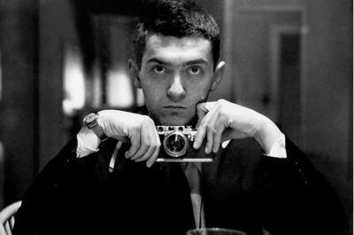 lonelysandwich:   Self-portrait by Young Stanley Kubrick via twitter/Kalli