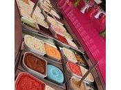 Glaces, sorbets, crèmes glacées fruits