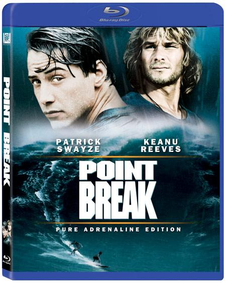 Prévision / Sortie Du Blu-ray Point Break