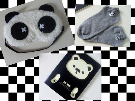 Haul Panda Kawaii (0_0)