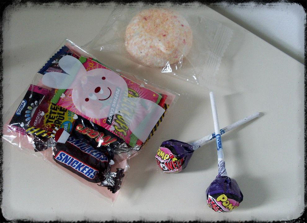 Kit Halloween Kawaii de Cutebox !!