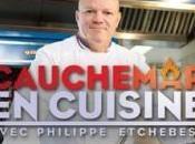 Cauchemar cuisine Peynier, soir