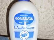 J'ai essayé crème lavante Monsavon