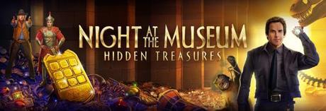 La Nuit au musée : Chasse aux trésors est disponible sur iPhone