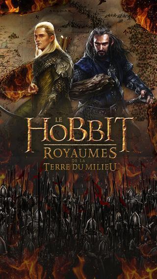Le Hobbit: Royaumes de la Terre du Milieu sur iPhone fait sa MAJ