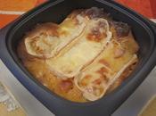 Tartiflette légère crème d'ail