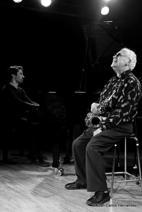Dan Tepfer & Lee Konitz par Juan Carlos HERNANDEZ