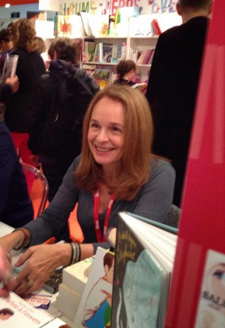 Salon du Livre et de la Presse Jeunesse 2014 : mon compte-rendu !