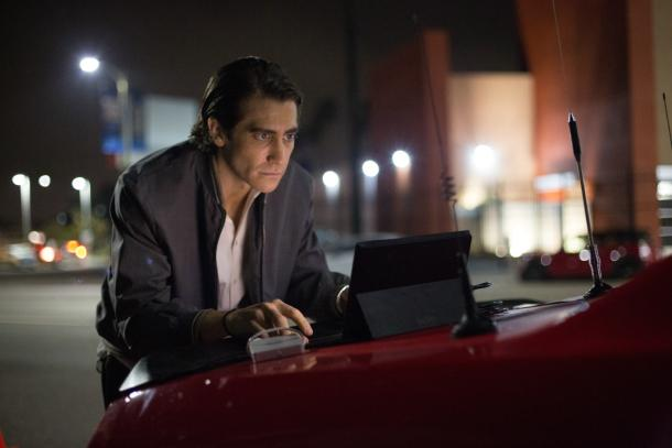 Jake Gyllenhaal in Night Call (Nightcrawler)