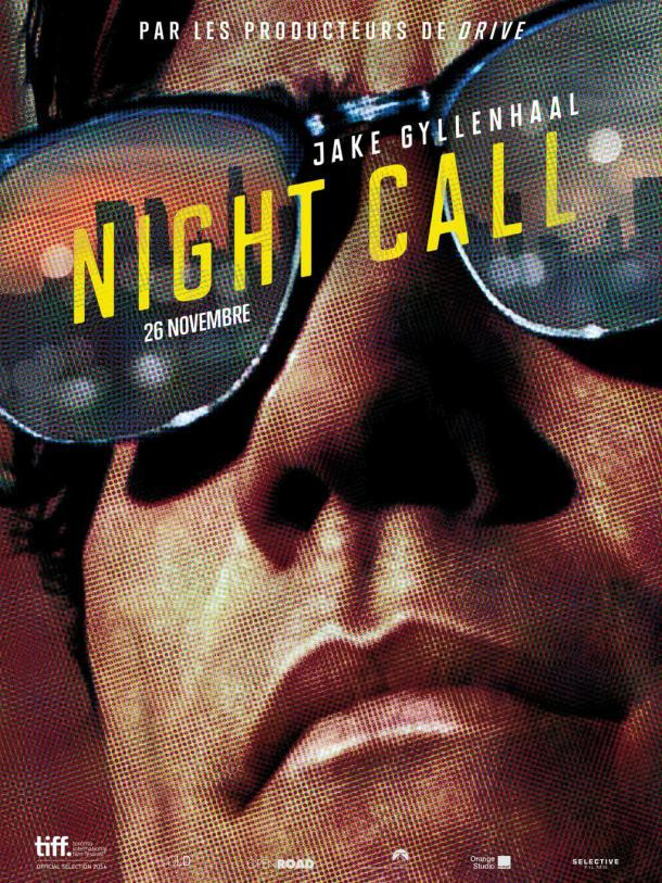 Night Call Poster Affiche