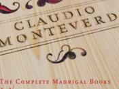Intégrale madrigaux Claudio Monteverdi