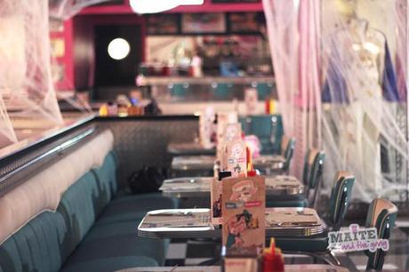 restaurant burger diner américain marseille tommy's diner cafe