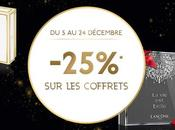plan Galeries Lafayette parfums coffrets