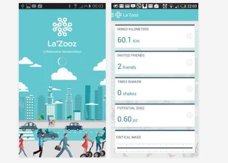 La `Zooz, une application qui entend révolutionner le covoiturage