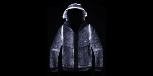 HIGH-TECH : Nemen L.E.D. Jacket