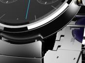 Moto 360, montre connectée Motorola mise tout design