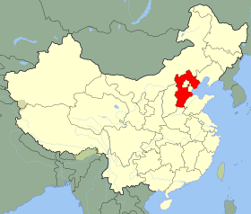 Province chinoise Hebei