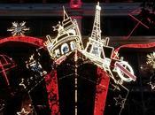 Préparer Noël Occuper enfants avec vitrines Printemps Haussmann Playmobil Funpark!