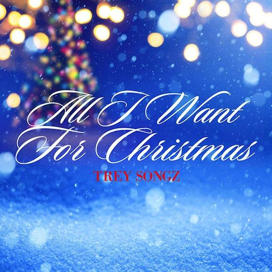 NEW MUSIC: Trey Songz – « All I Want For Christmas »