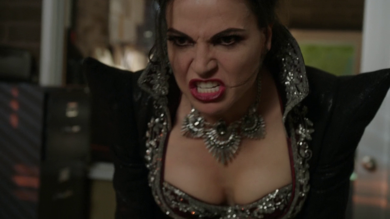 Les critiques // Once Upon a Time : Saison 4. Episode 10. Shattered Sight.