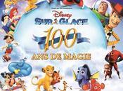 Magie Disney Glace décembre Zénith Paris
