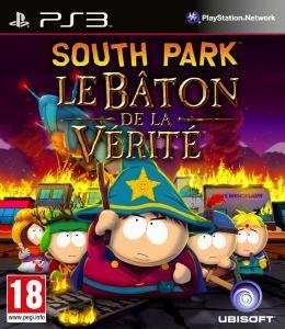 Jaquette South Park Baton de la verite