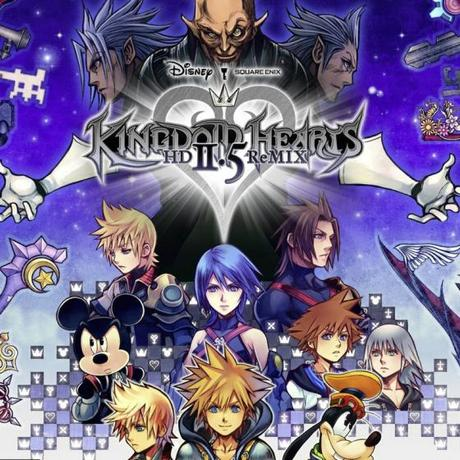 Art Kingdom Hearts Extrait