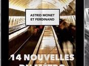 nouvelles métro parisien Astrid Monet Ferdinand