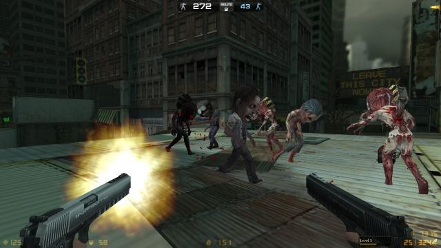 Noël arrive dans Counter-Strike Nexon: Zombies