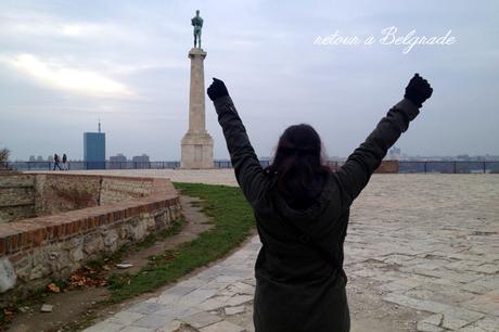 Novembre en dix photos. Le froid, le tourisme et ma folie à Budapest.