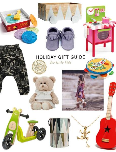Holiday gift guide for little kids