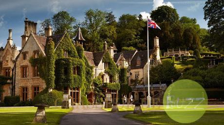 Castle Combe, Angleterre
