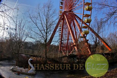 Luna Park abandonné à Berlin