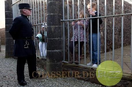 prison à Argyll, Écosse