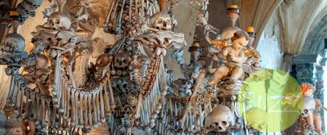 ossuaire de Kostnice, République Tchèque