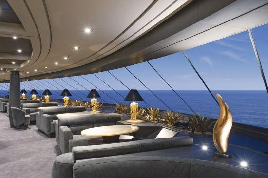Yacht Club Top Sail Lounge 2 du MSC Preziosa